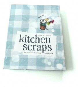 Kitchen Scraps cookbook
